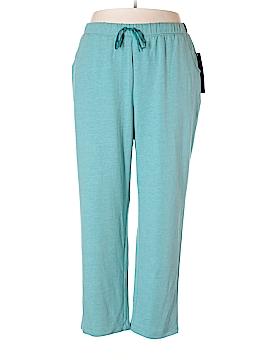 Catherines Sweatpants Size 4X (Plus)
