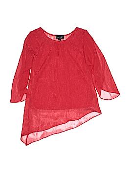Ally B 3/4 Sleeve Blouse Size 10 - 12