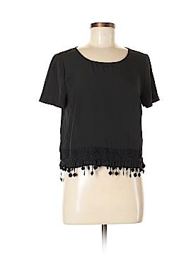 Kensie Short Sleeve Blouse Size M
