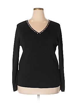 Spenser Jeremy Pullover Sweater Size 1X (Plus)