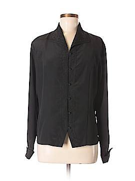 Laura Scott Long Sleeve Blouse Size 14