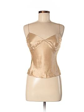Catherine Malandrino Sleeveless Silk Top Size M