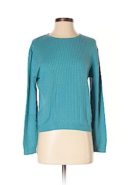 Barry Bricken Silk Pullover Sweater Size S