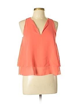 Tory Burch Sleeveless Silk Top Size 4
