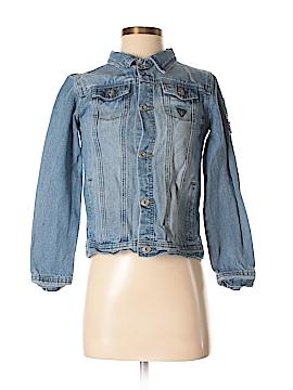 Guess Denim Jacket Size 12
