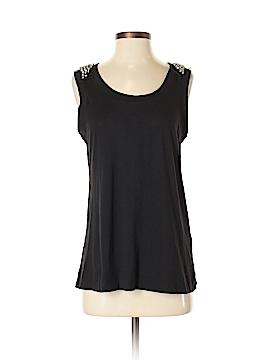 Simply Vera Vera Wang Sleeveless T-Shirt Size S