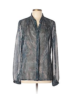 Classiques Entier Long Sleeve Blouse Size L