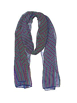 Missoni Silk Scarf One Size