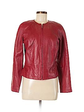 Willi Smith Leather Jacket Size S