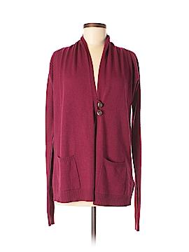 LA Made Silk Cardigan Size M