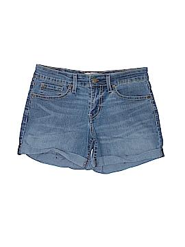 Levi Strauss Signature Denim Shorts Size 4