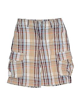 Lands' End Cargo Shorts Size 10