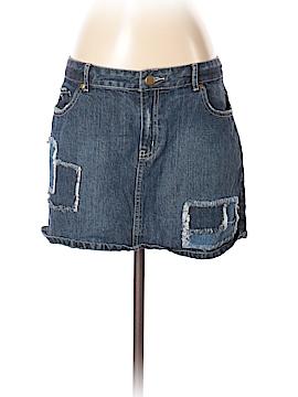 Joe Boxer Denim Skirt Size 11