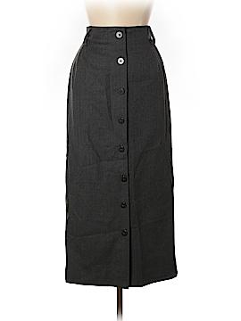 Valerie Stevens Wool Skirt Size 8