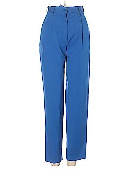 Valentino Miss V Wool Pants Size 4