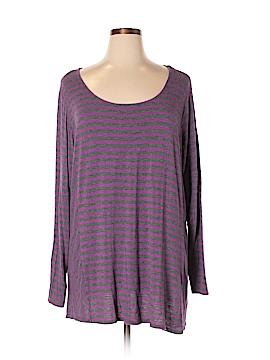 Apt. 9 3/4 Sleeve T-Shirt Size 3X (Plus)