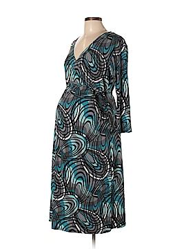 Liz Lange Maternity for Target Casual Dress Size L (Maternity)