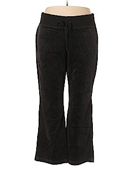 Tek Gear Velour Pants Size 2X (Plus)