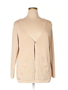 BCBGMAXAZRIA Cardigan Size 2X (Plus)