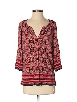 Artisan 3/4 Sleeve Blouse Size M