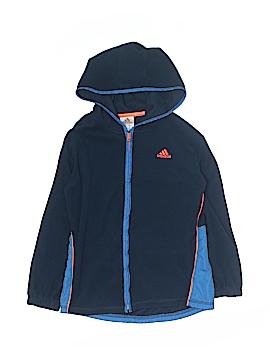 Adidas Fleece Jacket Size 7