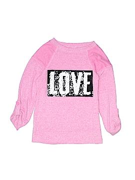 Total Girl Sweatshirt Size 10