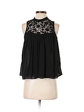 Zara TRF Sleeveless Blouse Size XS