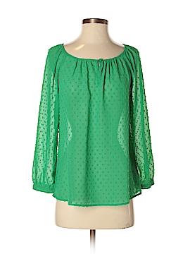 Cynthia Rowley for T.J. Maxx 3/4 Sleeve Blouse Size S