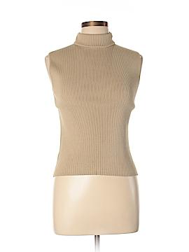 Chico's Design Silk Pullover Sweater Size Lg (2)