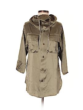 Ralph Lauren Black Label 3/4 Sleeve Silk Top Size 2