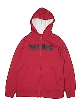 Nike Zip Up Hoodie Size 14 - 16