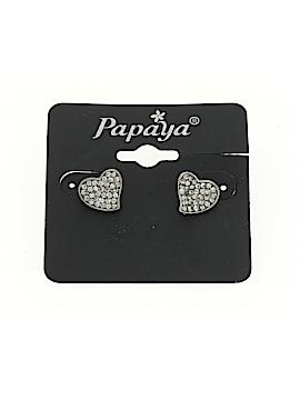 Papaya Earring One Size
