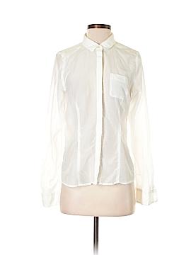 Halogen Long Sleeve Button-Down Shirt Size S