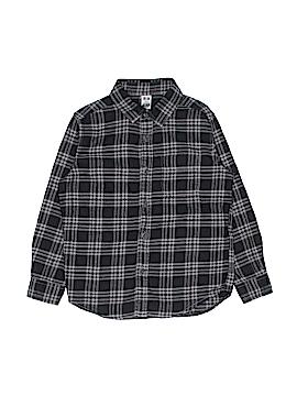 Star Wars Long Sleeve Button-Down Shirt Size 5 - 6