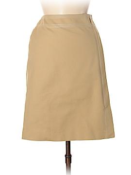 Linda Allard Ellen Tracy Casual Skirt Size 8 (Petite)