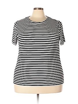 Talbots Short Sleeve T-Shirt Size 3X (Plus)