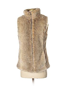 Fuda Faux Fur Vest Size S