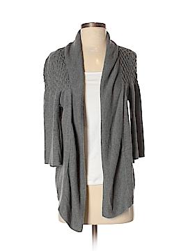 August Silk Cardigan Size S
