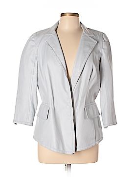 Kaufmanfranco Leather Jacket Size 12