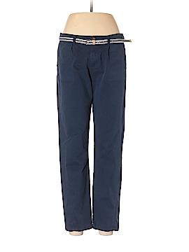 Zara Basic Khakis Size 6
