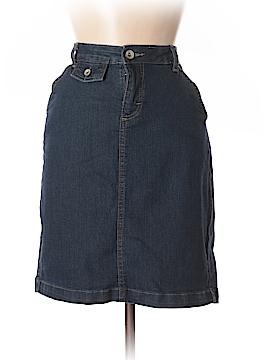 Merona Denim Skirt Size 4