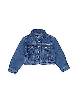 RVT Jeans Co Denim Jacket Size S (Kids)