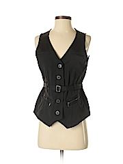 Kenneth Cole New York Women Tuxedo Vest Size S (Petite)