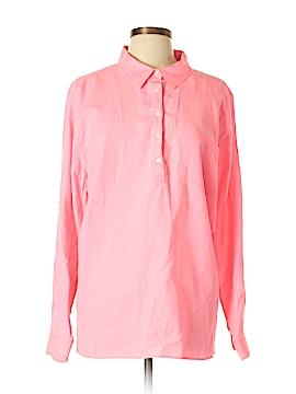 Gap Outlet Long Sleeve Button-Down Shirt Size XXL