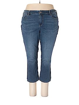 Lands' End Jeans Size 22 (Plus)