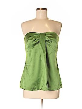 Ann Taylor LOFT Sleeveless Silk Top Size 6