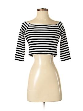 Sheinside 3/4 Sleeve Top Size M