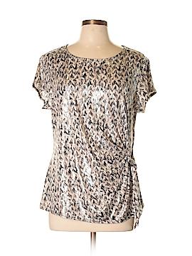 CB Short Sleeve Blouse Size XL