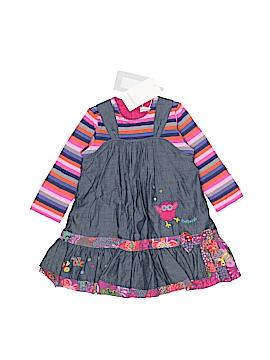 Catimini Overall Dress Size 12 mo