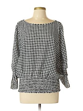 MICHAEL Michael Kors 3/4 Sleeve Blouse Size XL